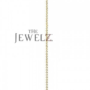 14K Solid Gold Drop Lariat Teardrop Necklace Birthday Gift Fine Jewelry